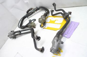 YAMAHA XJ900 DIVERSION   EMISSION EXHAUST RECYCLING SYSTEM  (CON-C)